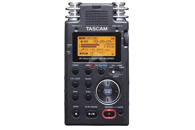 Tascam DR100 MkII
