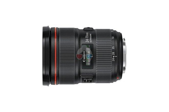 Canon 24-70mm F2.8 II
