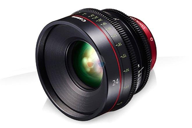 Canon 24mm T1.5L CN-E
