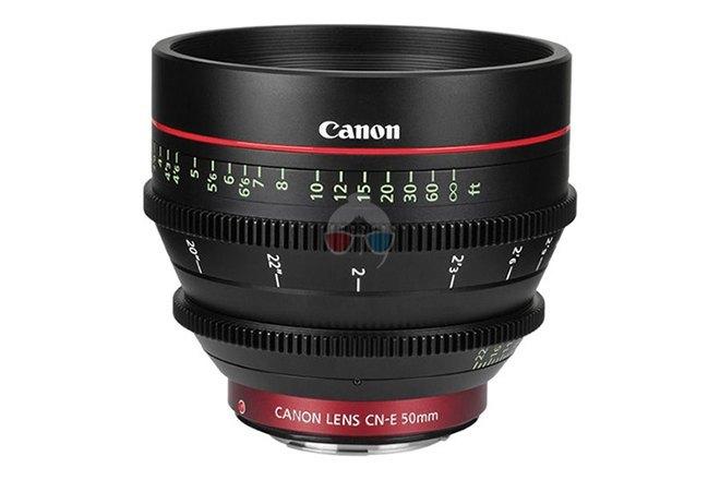 Canon 50mm T1.3L CN-E