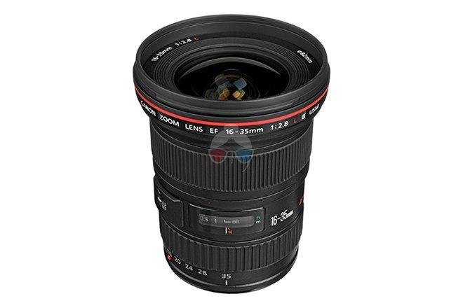 Canon 16-35mm F2.8 II