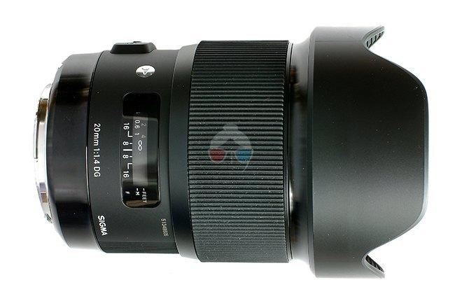 Sigma 20mm F1.4 Serie Art