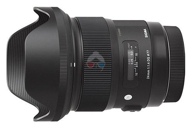 Sigma 24mm F1.4 Serie Art
