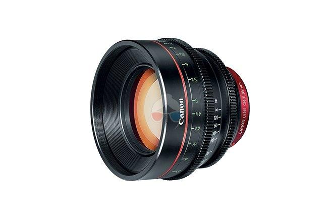 Canon 85mm T1.3L CN-E