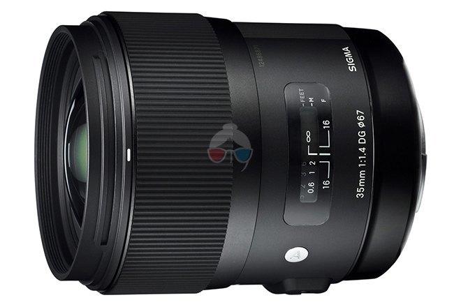 Sigma 35mm F1.4 Serie Art