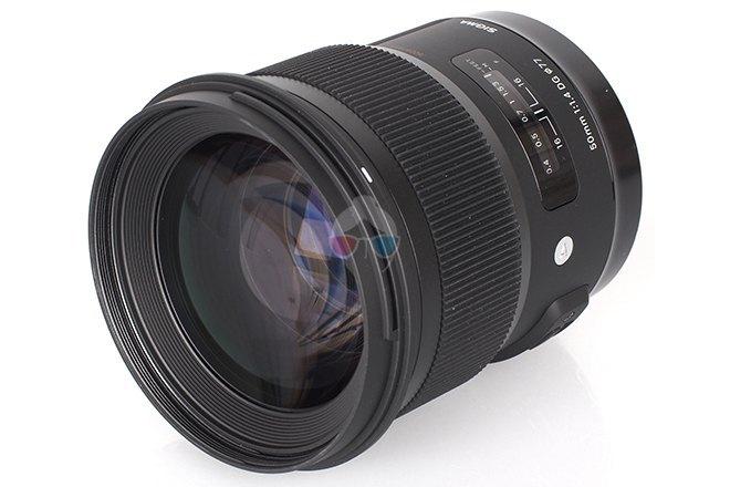 Sigma 50mm F1.4 Serie Art