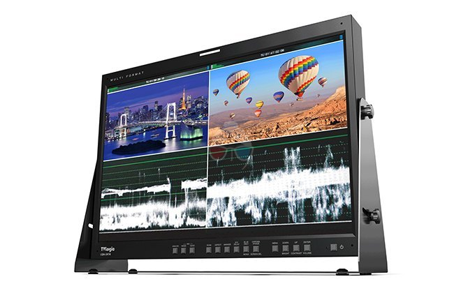 Monitor TVLogic 24 1W Quad