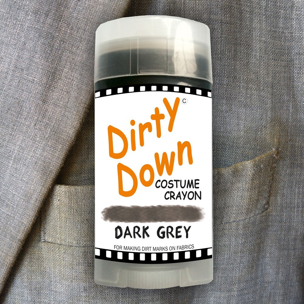 Cera Dirty Down Gris Oscuro