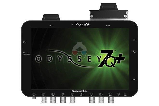 Odyssey 7Q+ (Sin Licencia Raw)