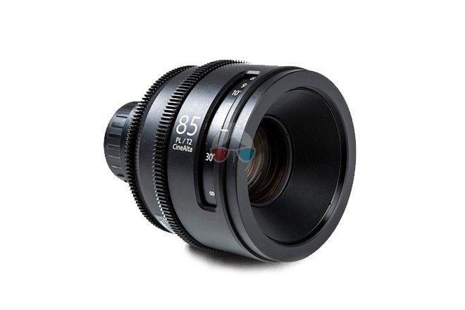 Sony 85 mm Cinealta T2.0