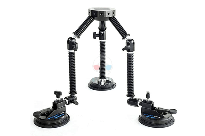 Camtree Gripper Campod Suction Car Mount