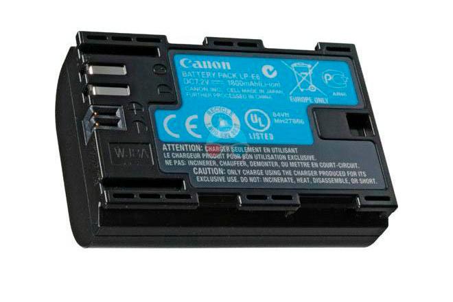 Batería LP-E6