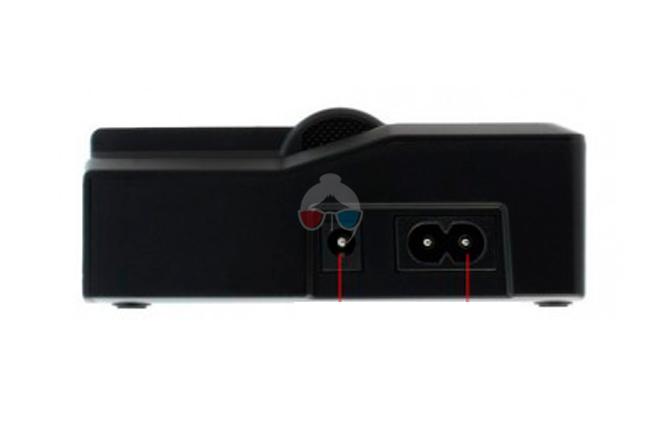Cargador NP-F970 Dual